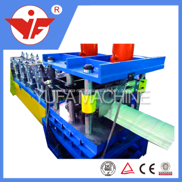 High quality ridge cap roll forming machine